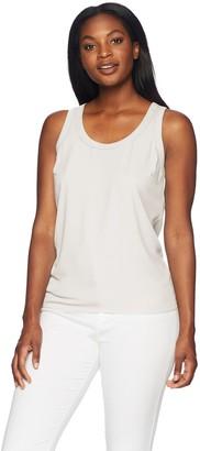 Lark & Ro Amazon Brand Women's Scoop Neck Sleeveless Tank Top