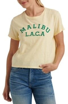 Lucky Brand Malibu Graphic T-Shirt