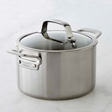 Williams-Sonoma Professional Stainless-Steel Soup Pot, 4 Qt.
