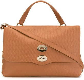 Zanellato medium 'Postina' satchel
