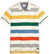 Brooks Brothers Performance Multistripe Polo