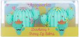Accessorize Cactus Duo Lip Balms