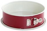 Nordicware Red 9'' Leak-Proof Nonstick Springform Pan