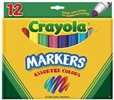 Crayola LLC MARKERS 12CT ASST COLORS (Set of 6)