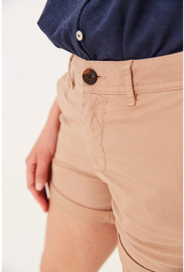 Thumbnail for your product : Fat Face Fatface Padstow Chino Short - Stone