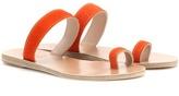 Ancient Greek Sandals Thalia Calf Hair Sandals