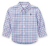 Ralph Lauren Baby Boy's Plaid Cotton Collared Shirt