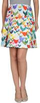 Jil Sander NAVY Knee length skirt