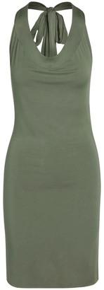 Lâcher Prise Apparel Liberte Top & Dress Olive Green