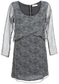DDP LUZA women's Dress in Grey