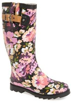 Chooka Women's Classic Dot Audrey Rain Boot