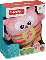 Fisher-Price NEW Soothe and Glow Owl Pink