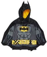 Western Chief Toddler Boy's Batman Everlasting Hooded Raincoat