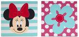Disney Disney's Minnie Mouse 2-pk. Canvas Wall Art