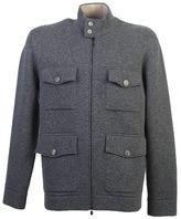 Brunello Cucinelli Wool, Cashmere And Silk Blend Jacket