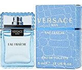 Gianni Versace Versace Man Eau Fraiche By For Men Edt 0.17 Oz (mini)