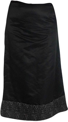 Christian Lacroix Black Skirt for Women Vintage