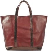 Vanessa Bruno Sequin and leather Medium + Tote