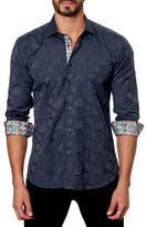 Jared Lang Multi-Patterned Sportshirt