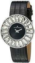 Jacques Lemans Women's Quartz Watch Flora with Leather Strap