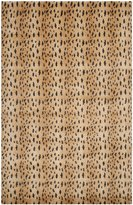Safavieh TB250A-8 Tibetan Collection Hand-Knotted Wool Area Rug