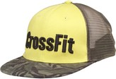 Reebok CrossFit Snap Back Trucker Cap Yellow