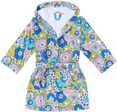 Dodo Bar Or Kids Floral robe