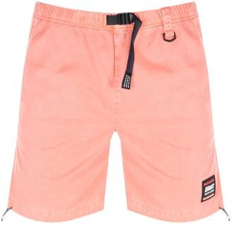 Billionaire Boys Club Cotton Shorts Orange