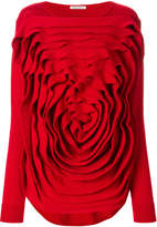 Stefano Mortari layered knitted top