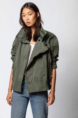 Zadig & Voltaire Keep Mili Jacket