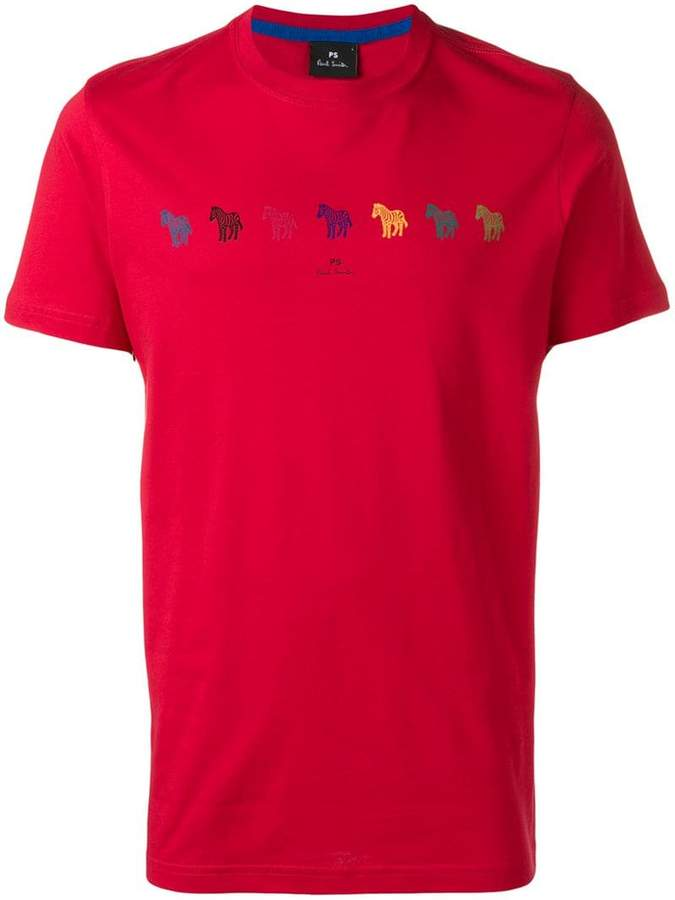 7941e6555 Paul Smith Men Print Shirt - ShopStyle