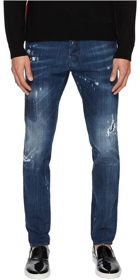 DSQUARED2 Broken Wash Cool Guy Jeans Men's Jeans