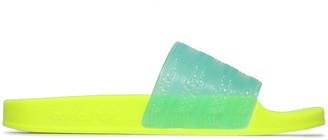 adidas Adilette Lilo Embossed Rubber Slides
