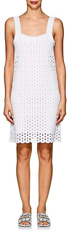 Derek Lam Women's Cutout Compact Knit Dress
