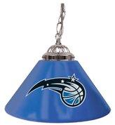 Trademark Poker Orlando Magic NBA Single Shade Bar Lamp - 14 inch