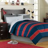 Bed Bath & Beyond Rugby 6-8 Piece Complete Comforter Set