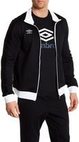 Umbro Front Zip Logo Jacket