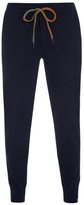 Paul Smith Men's Navy Jersey Cotton Lounge Pants