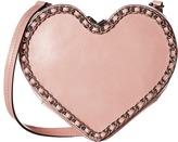 Rebecca Minkoff Chain Heart Crossbody