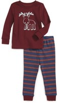 Tucker Infant Boy's + Tate Two-Piece Fitted Pajamas