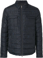 Etro quilted lightweight jacket - men - Polyester/Polyimide - S