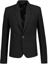 Rick Owens Cotton-canvas blazer