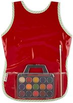 Minene Red Painting Apron