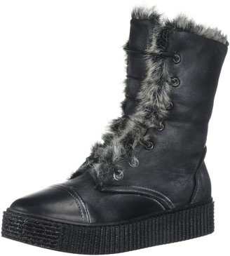 LFL by Lust for Life Women's Bear Ankle Boot