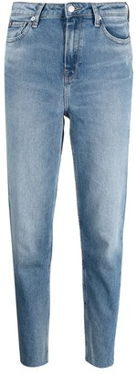 Tommy Hilfiger Cropped Denim Jeans
