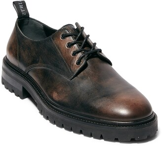 AllSaints Tor Plain Toe Derby