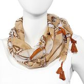 JCPenney Stable & Saddle Scarf