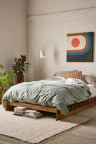 Urban Outfitters Sarah Slatted Platform Bed