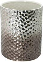 Kenneth Cole Porcelain Imprints Wastebasket