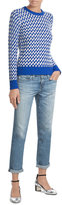 AG Jeans Ex-Boyfriend Cuffed Jeans
